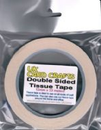 2 X 12mm x 33 Meters Double Sided Tissue Tape - UKCC0065